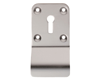 Eurospec Lock Profile Cylinder Pulls - Polished Or Satin Stainless Steel - PCP1000