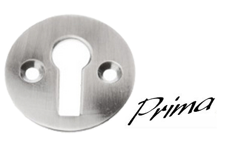 Standard Profile Open Escutcheon, Pewter Finish - PF104 None