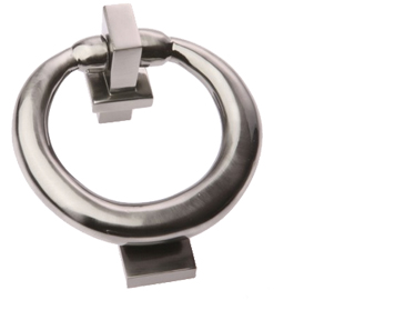 Prima 'Ring' Knocker, Pewter Finish - PF28