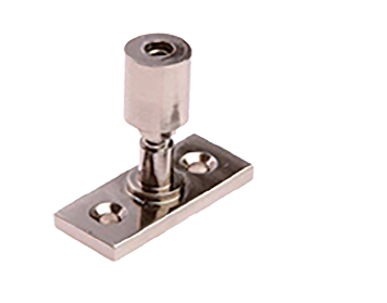Prima Architectural Quality Locking Stay Pin, Pewter Finish - PF880