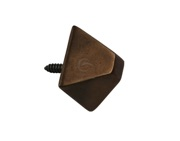 M Marcus Door Stud (19mm OR 40mm), Solid Bronze Rustic - RBL791