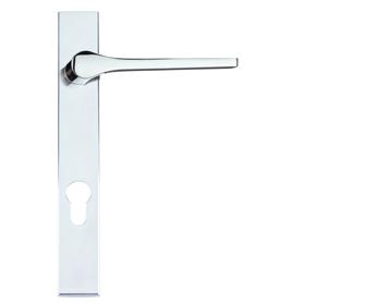 Designer Door Handles On Back Plates From Door Handle Company