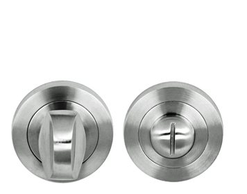 Atlantic 'Status' Turn & Release, Black Nickel, Polished Chrome, Satin Chrome Or Dual Finish - S2WCR