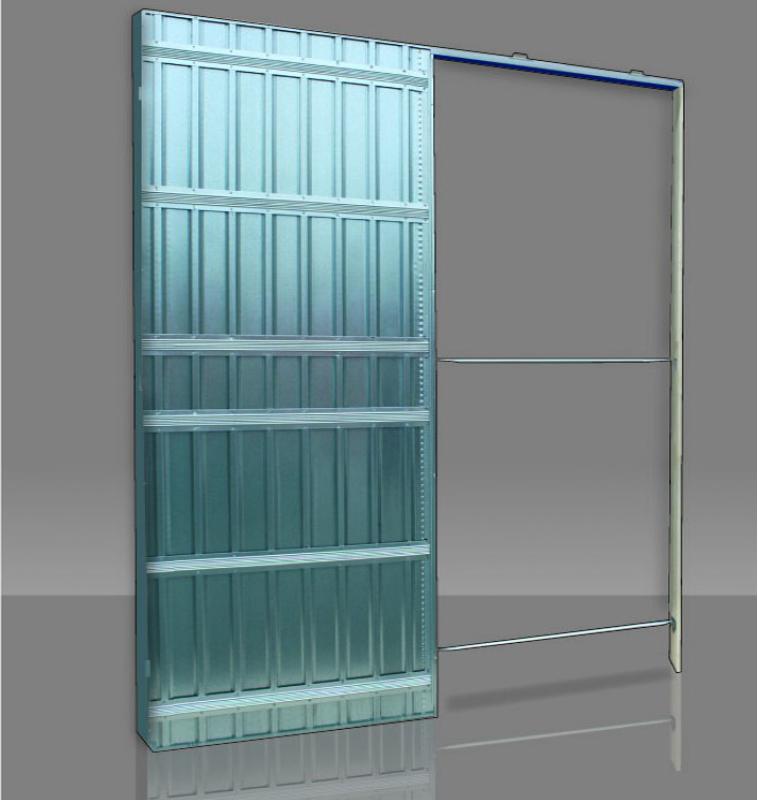 Excel Scrigno Metric Sliding Pocket Door Cassette System