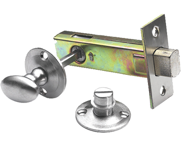 Prima Complete Oval Turn & Release With Mortice Deadbolt, Satin Chrome - SCP1355