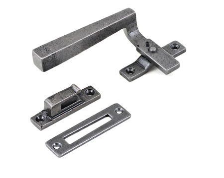 Stonebridge Arundel Lockable Casement Window Fastener (Left Hand), Forged Steel - SI-CF-ARU-825