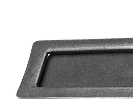 Stonebridge Letter Plate (326mm x 100mm), Forged Steel - SI-L-LP-704