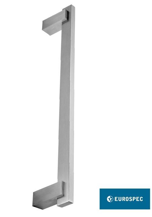 19mm X 10mm Flat Square T Bar Pull Handles Various