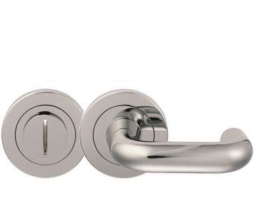 Eurospec Disabled Turn & Release, Polished Or Satin Stainless Steel - SW105