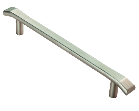 Eurospec Plaza Pull Handles (Various Sizes), Satin Stainless Steel - SWP1160