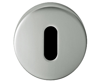 Carlisle Brass Serozzetta Standard Profile Escutcheons, Polished Chrome Or Satin Chrome - SZC003