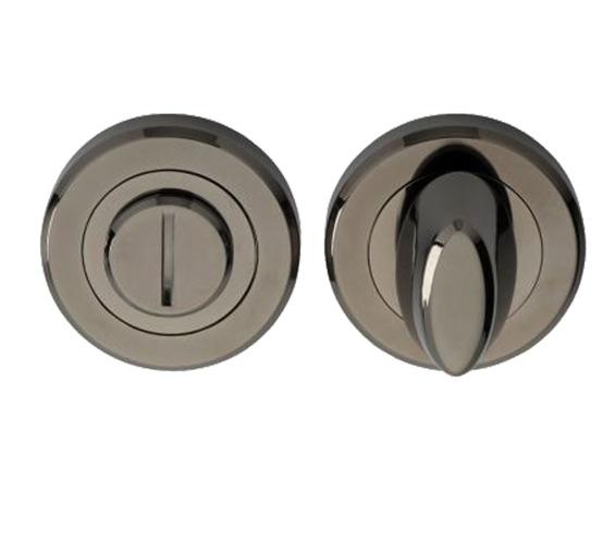 Nickel Noir Carlisle Brass SZM003BN Serozzetta standard Profil écusson