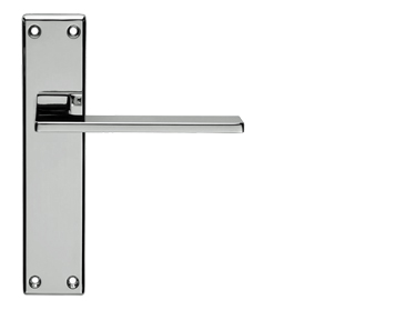 Carlisle Brass Serozzetta Zone Polished Chrome Or Satin Chrome (Matt) Door Handles - SZM035 (sold in pairs)