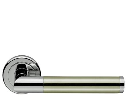serozzetta trend door handles black nickel szm160bn. Black Bedroom Furniture Sets. Home Design Ideas