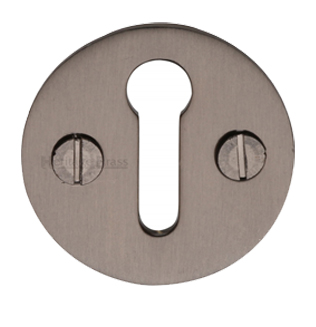 Heritage Brass 'Standard' Key Escutcheon, Matt Bronze - V1010-MB