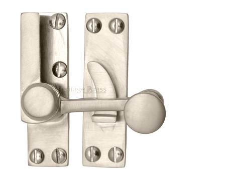 SASH WINDOW FASTENERS (69MM X 20MM), MULTIPLE FINISHES - V1100