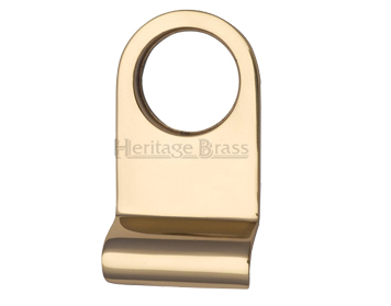 Heritage Brass Cylinder Pull (84mm x 45mm), Polished Brass - V930-PB