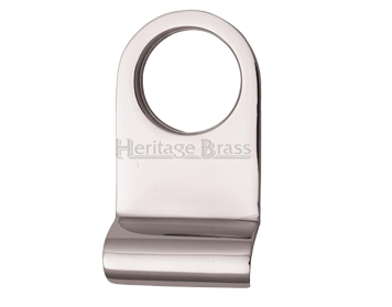 Heritage Brass Cylinder Pull (84mm x 45mm), Polished Chrome - V930-PC