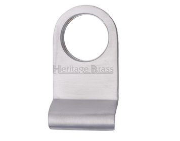 Heritage Brass Cylinder Pull (84mm x 45mm), Satin Chrome - V930-SC