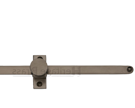 Heritage Brass Sliding Design Casement Stay (10