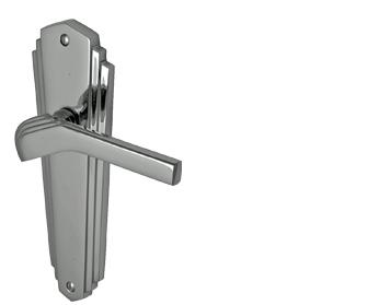 Art Deco Style Door Knobs & Door Handles from Door Handle Company