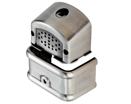Eurospec Dogging (Hold Back) Device, Silver Finish - XIA5012
