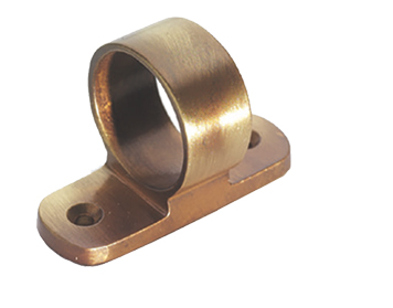Prima Sash Window Lift Ring (25mm), Antique Brass Finish - XL129