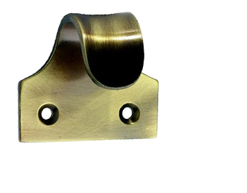 SASH WINDOW LIFT (51MM), ANTIQUE BRASS  - XL130AB