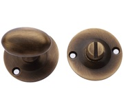 Prima Oval Turn & Release, Antique Brass - XL1354