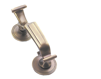 Prima Doctor Knocker, (Various Sizes) Antique Brass - XL25