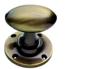 Oval Door Knob