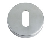 Zoo Hardware ZCS2 Standard Profile Escutcheon, Satin Stainless Steel - ZCS2002SS