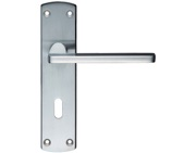 Designer Door Handles On Back Plates From Door Handle Company
