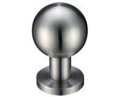 Zoo Hardware ZPS Ball Mortice Knob, Satin Stainless Steel - ZPS200SS (sold in pairs)