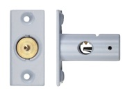 Zoo Hardware Rack Bolt (37mm OR 61mm), Powder Coated White - ZRB01PCW