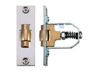 Zoo Hardware Adjustable Roller Latch (76mm), Stainless Steel - ZRL76SS