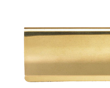 Carlisle Brass Letter Tidy (300mm x 95mm), Polished Brass - AA52PB