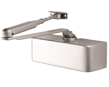 Eurospec Enduro Overhead Door Closer, Fixed Power Size 3, Various Finishes - DCF2003